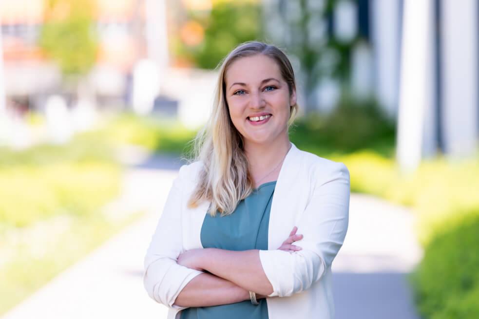 Dr Bea Maas. Image credit - Bea Maas