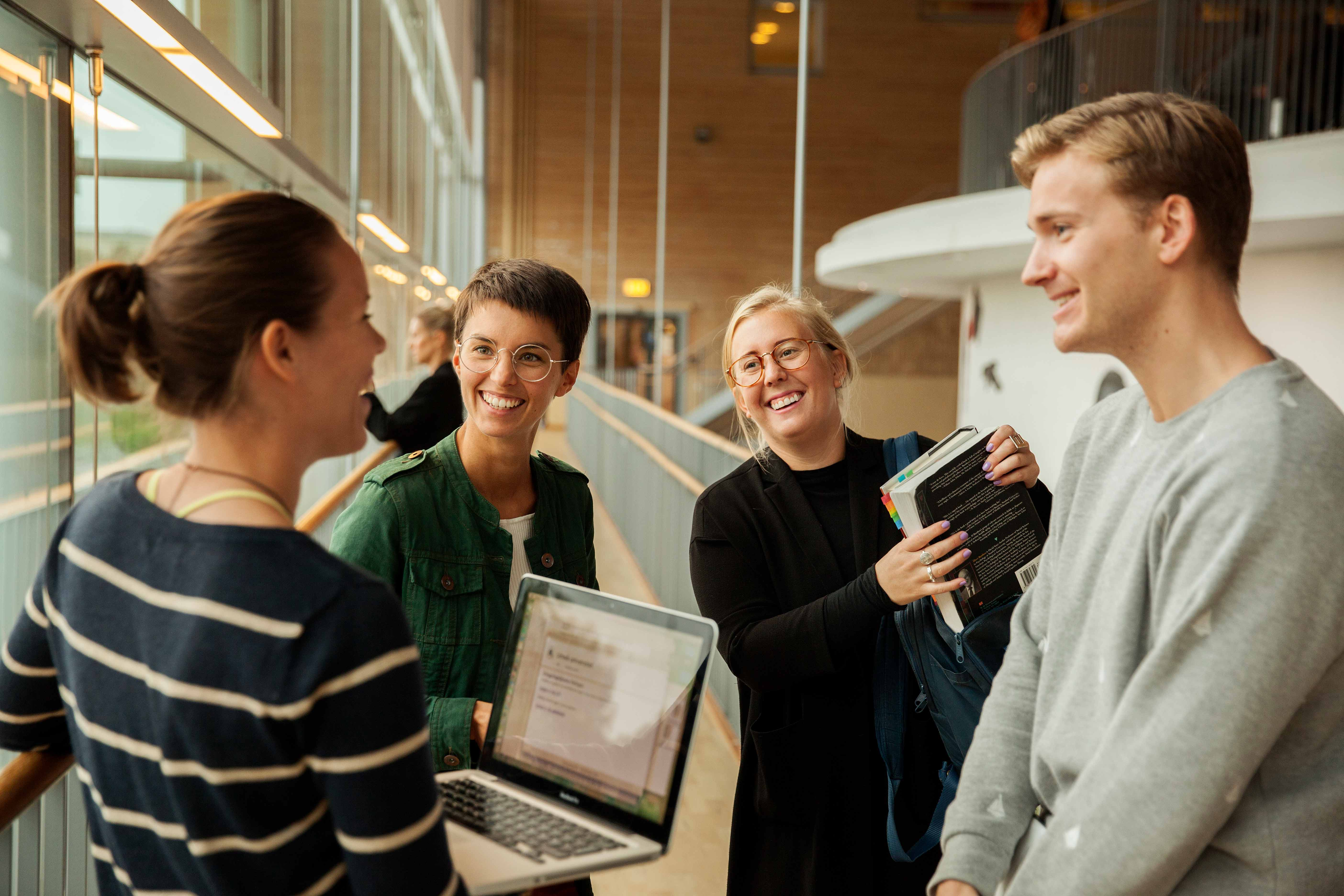 Umeå was ranked number one in Sweden in terms of jobs created, thanks to the rapid growth of its creative economy. Image credit - Umea City Council