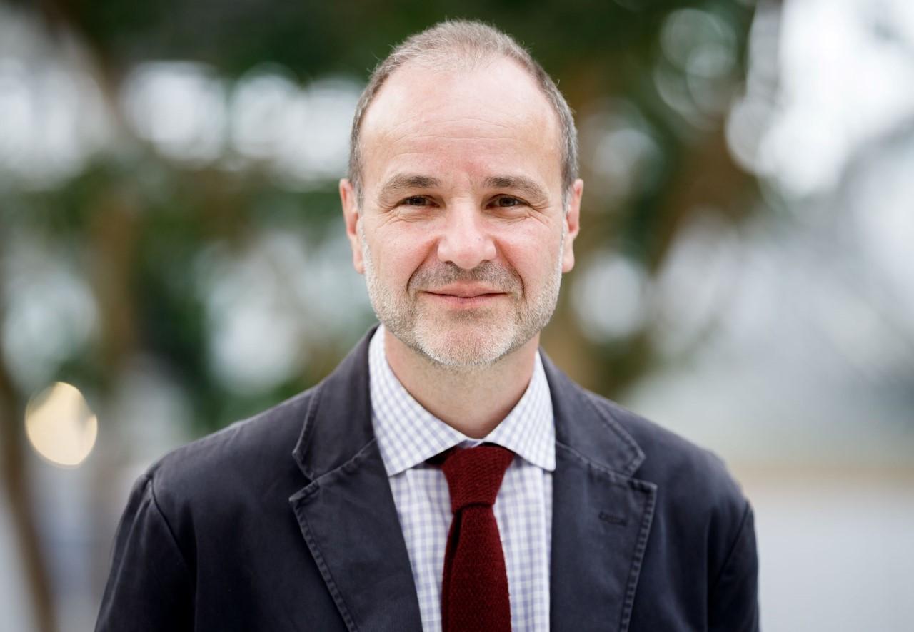 Professor David Baldwin. Image credit - David Baldwin