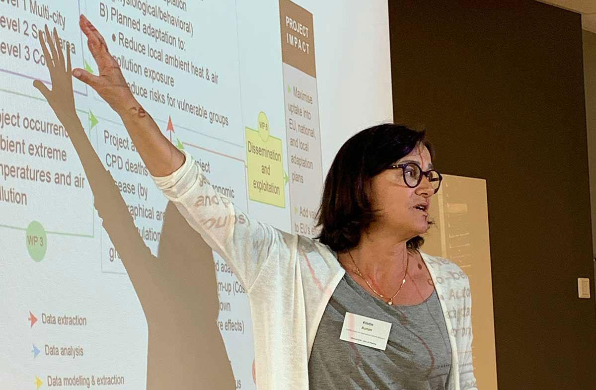 Dr Kristin Aunan. Image credit - CICERO/Gunnell E. Sandanger (2019)