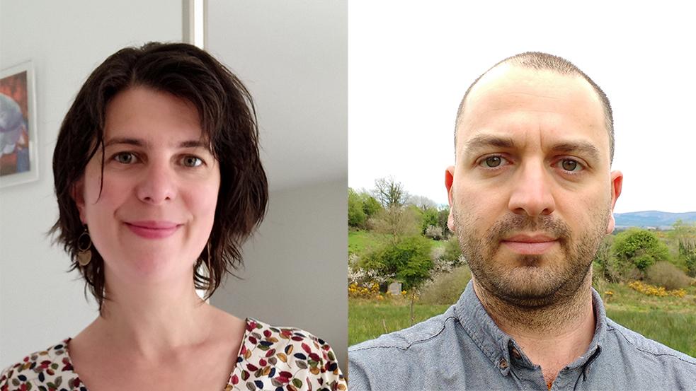 Dr Marion Casagrande and Matteo Petitti. Image credit - Marion Casagrande / Matteo Petitti