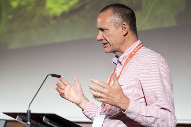 We will see increasing inequality and serious health implications if we do not change our food systems, says Prof. Peter Jackson. Image credit - Peter Jackson