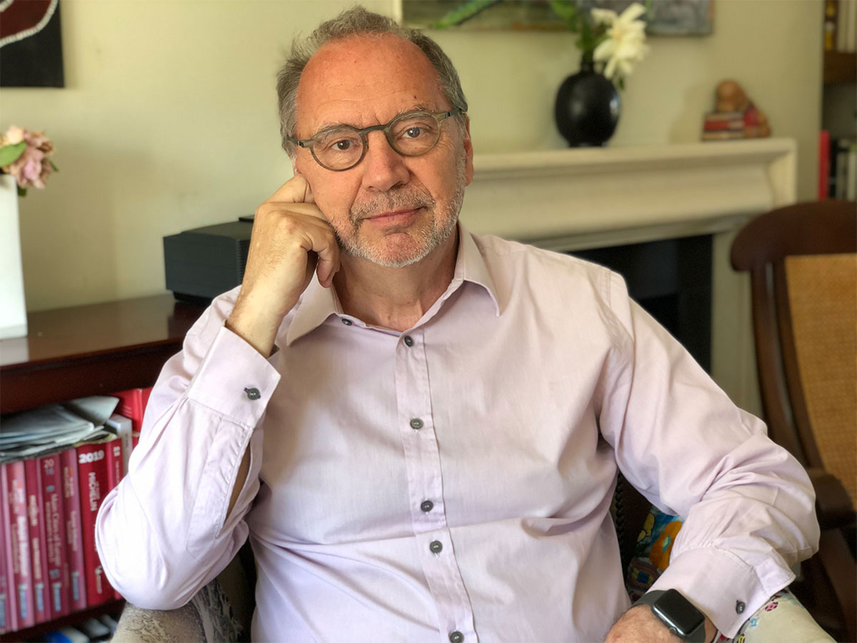 Epidemics often reveal society's fault lines and exacerbate inequities, says Prof. Peter Piot. Image credit - Peter Piot