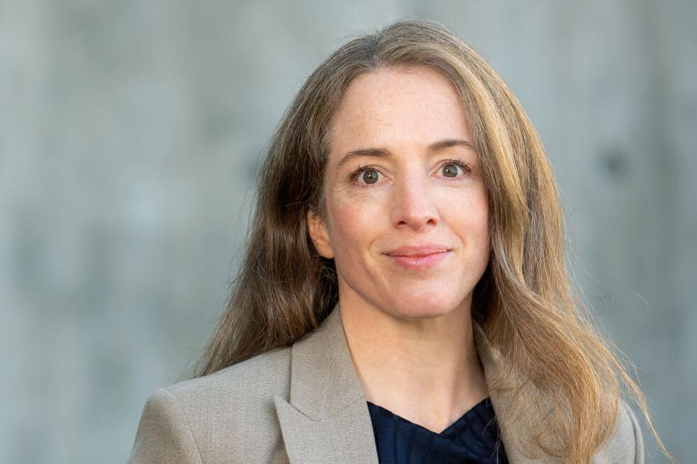 """英加·贝雷(Inga Berre)教授说:""""容易获得的地热资源有限。"""" 她说,要访问此资源,我们需要更深入。 图片来源-Eivind Senneset"""