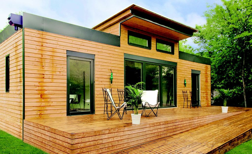 Positive energy homes a plus for climate change fight | Horizon: the on