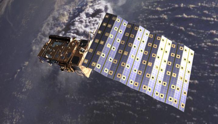 EU satellites help China check pollution | Horizon: the EU