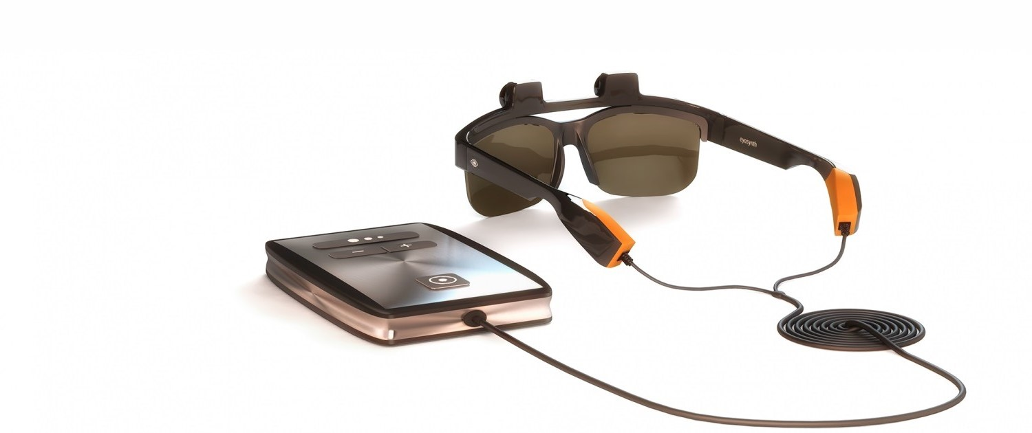 8910d673c5 How soundscapes and vibrations are helping blind people see the world
