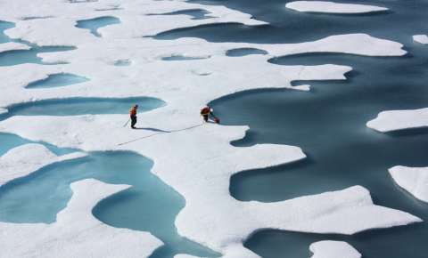 From the lack of methane sinks to the high suicide rates of indigenous populations, Arctic researchers are studying a range of issues. Image credit - NASA, licensed under CC0