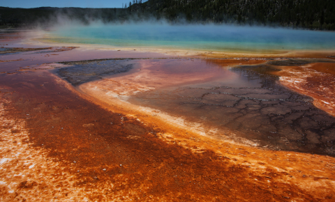 Extremophiles inhabit some of the most extreme places on Earth. Image credit - Steve Jurvetson, licensed under CC BY 2.0