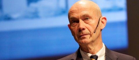 Former World Trade Organization chief Pascal Lamy says the EU's next research funding programme should be twice as big. Image credit: Flickr/ Sebastiaan ter Burg