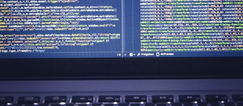 Algorithms can detect whether code is business as usual or an attack. Credit: Pixabay/ markusspiske