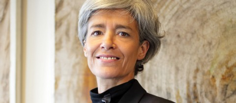 Dr Claudie Haigneré says that awards such as the L'Oréal-UNESCO Award for Women in Science are important because winners can act as role models. Photo credit: CSI-S Expilly