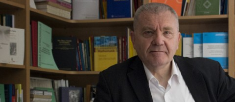 Professor Jean-Pierre Bourguignon was appointed as the new ERC president at the start of 2014. Photo: Jean-François Dars