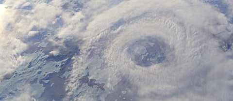 Copernicus satellites will be able to observe weather systems from above. © Shutterstock/Mechanik