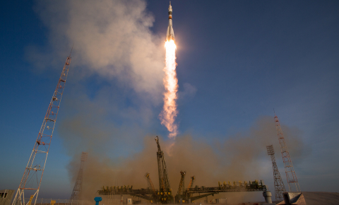 Hydrazine, the most common rocket propellant, is on the EU's list of substances of high concern. Image credit - NASA/Joel Kowsky, licensed under CC BY-NC-ND 2.0, https://www.flickr.com/photos/nasahqphoto/23400755339/