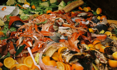More than half of the total food waste in the EU, some 88 million tonnes in total per year, comes from households and the food service and retail industries. Image credit - Taz, licensed under CC BY 2.0