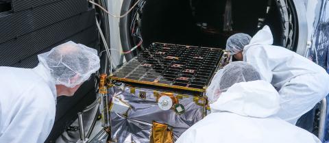 Micro-satellite-ICEYE
