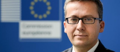 Carlos Moedas, European Commission for Research, Science and Innovation, wants to move beyond using academic papers and patents as indicators for the impact of research. Image credit: European Union/ Ansotte Etienne