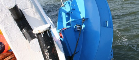 Newly developed trawling gear can lower the impact of fishing on the sea floor. Credit — CNR, Consiglio Nazionale delle Ricerche