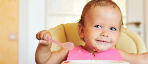 Food during the first months of life can have a lasting impact on health.
