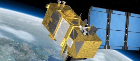 he sentinel programme will provide real-time data on the earth. © European Space Agency