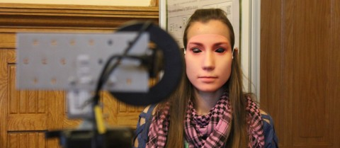 Scammers can use masks and make-up to dupe face recognition software. Image courtesy of the EU-funded TABULA RASA project