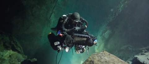 Technology for underwater use could change the way professional divers and researchers work. Image credit - Janne Suhonen