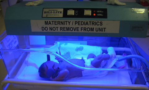 Around half a million babies are born prematurely each year in Europe and that number is increasing. Image credit - Jeremykemp/Wikimedia commons, public domain