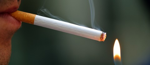 Researchers gave smokers real or placebo cigarettes to understand the brain's reward system. Image credit: Pixabay/pakura