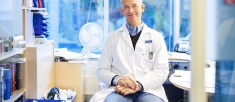 Professor Eystein Sverre Husebye said hormone disorders have consequences including obesity, hypertension, heart disease, cardiovascular disease, osteoporosis and ulcers. Credit — Eystein Husebye