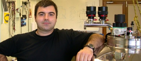 Since the ERC launch, two of its grantees have received a Nobel Prize, including Prof. Konstantin Novoselov, a Russian-British professor at the University of Manchester, UK. © IOP