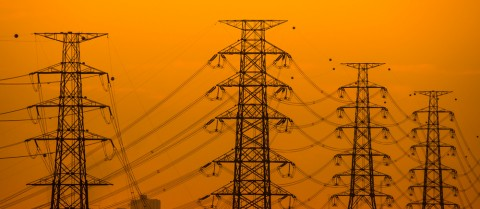 If a hacker attacks a power grid, it would disrupt homes, businesses and services that rely on electricity. Image credit: Shutterstock/UKRID