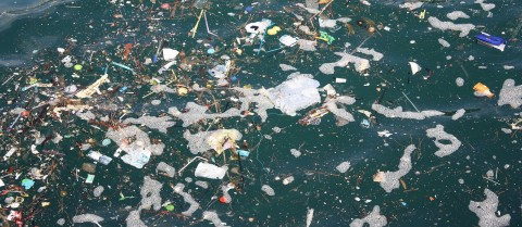 It is estimated that more than 150 million tonnes of plastics have already accumulated in the world's oceans. Image credit - Pxhere/ 1060974, licensed under CC0 Public Domain