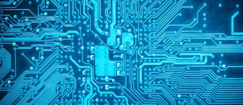 An electronic circuit board. © Shutterstock/ Chungking