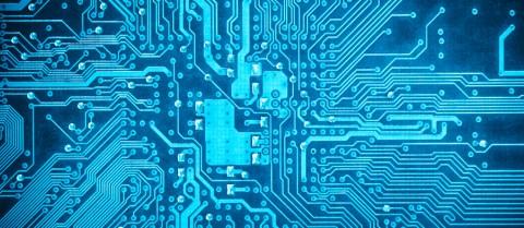 An electronic circuit board. © Shutterstock/ Chungking
