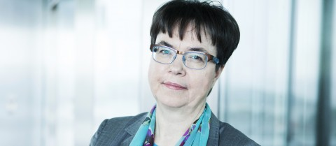 Dr Anne Stenros, chair of a group of experts that helped formulate the EU's Capital of Innovation (iCapital) competition.