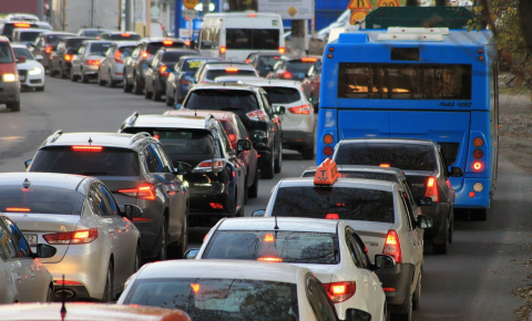 Could city congestion become a thing of the past? Image credit - Pixabay/ Al-grishin