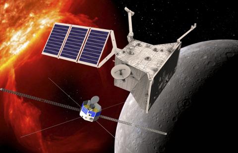 Image credit - ESA