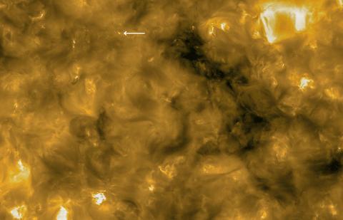 Image credit - ESA & NASA