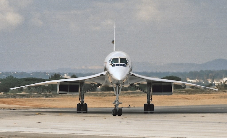 Scientists are looking into bringing back a quieter and more fuel-efficient supersonic aircraft, nearly 20 years after Concorde took its last flight. Image credit - Pedro Aragão/Wikimedia, licensed under CC 3.0