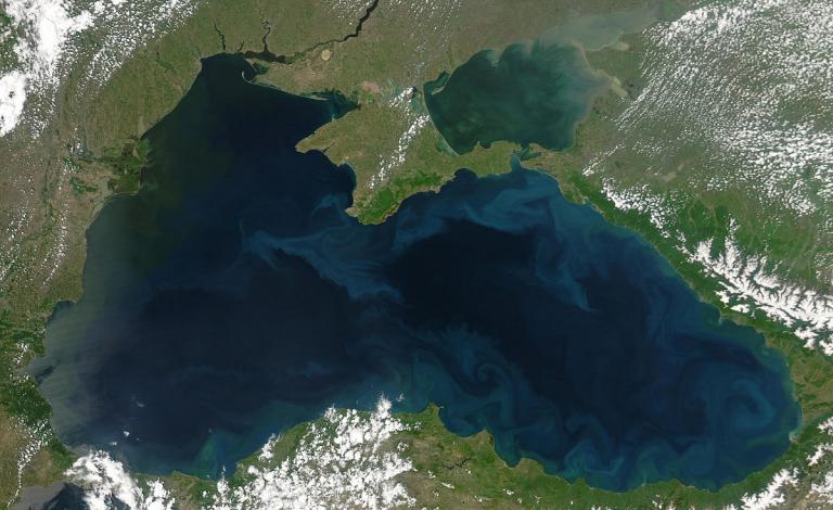 Image credit - Jeff Schmaltz, MODIS Rapid Response Team, NASA/GSFC