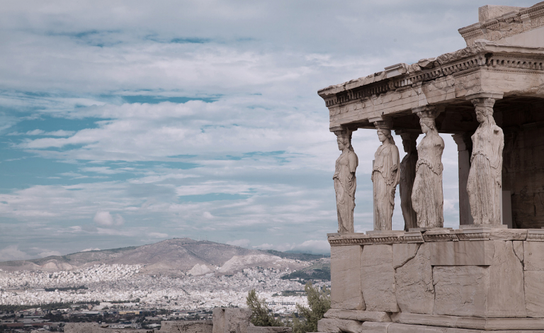 The political landscape is changing so what's in store for European democracy? Parthenon, Athens, Greece. Image credit - Pexels/jimmy teoh