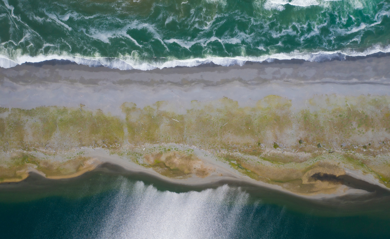 Devising models to predict sea level rise is notoriously difficult, say researchers. Image credit - Dan Meyers / Unsplash