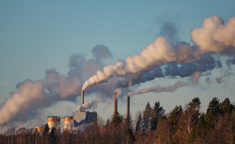 The steel, cement and chemicals industries account for more than two-thirds of all industrial carbon dioxide emissions in the EU. Image credit - Daniel Moqvist / Unsplash