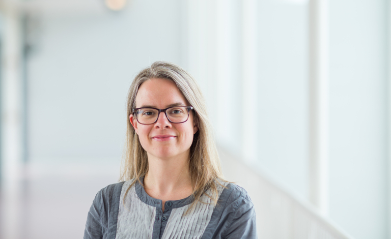 The speed and competitiveness of coronavirus research means sex disaggregation of the results – to understand if they are the same for males and females – is not happening, says Dr Sabine Oertelt-Prigione. Image credit: Dr Sabine Oertelt-Prigione/Radboudumc