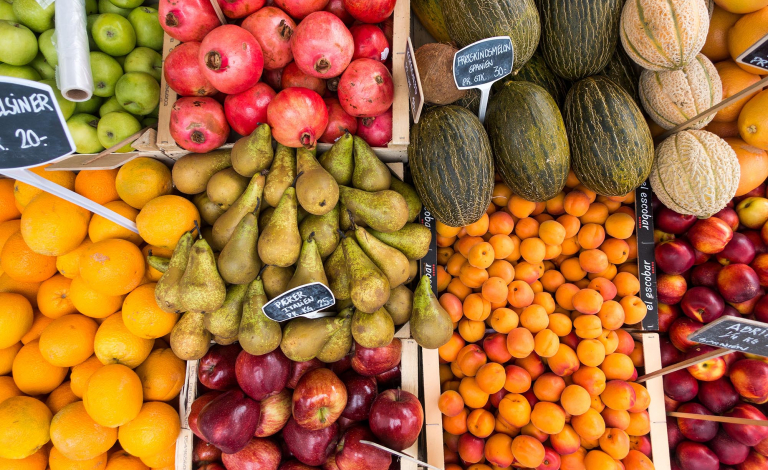 More than half of Europeans are either overweight or obese, despite the availability of fresh food. Image credit - Jakub Kapusnak/ unsplash