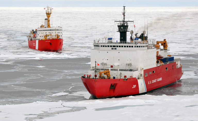 Increased maritime traffic raises the risks of oil spills in the Arctic. Image Credit - CC0 Public Domain