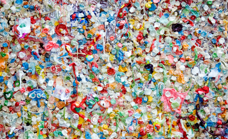 Derived from fossil fuels, plastic is a vital part of modern life but a lack of recycling and proper disposal has tainted its production, use and consumption. Image credit - Marc Newberry / Unsplash