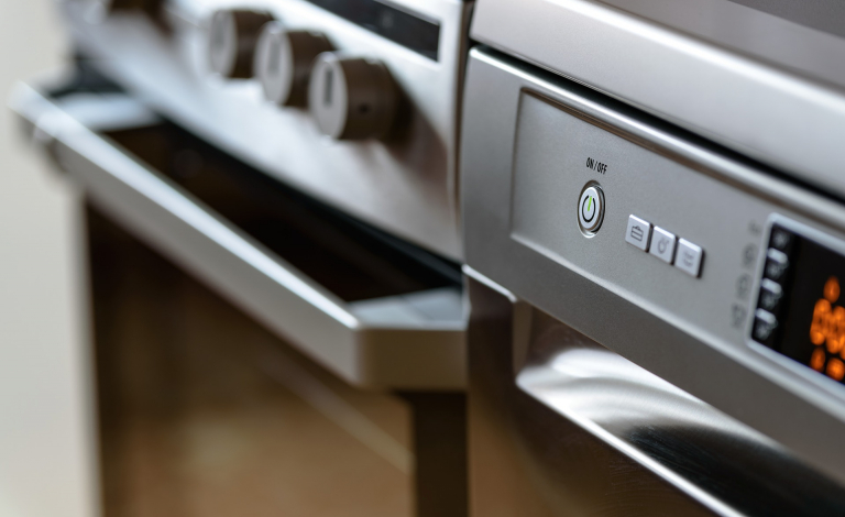 Switching to more efficient appliances can save people money over time, although they are often more expensive to buy. Image credit - Photo Mix