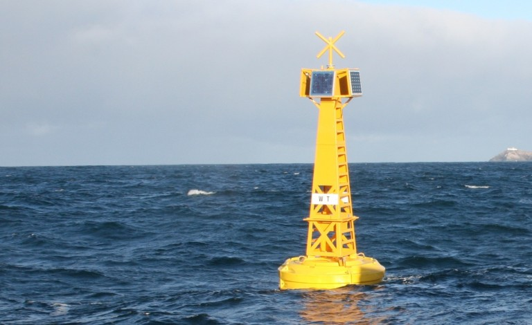 Ocean monitoring tools can tell scientists how climate change affects our waters. Image credit  — Atlantic Ocean Research Alliance (AORA)